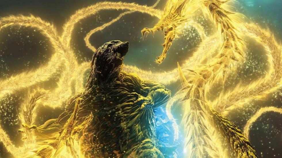Trailer 'Godzilla: The Planet Eater'!