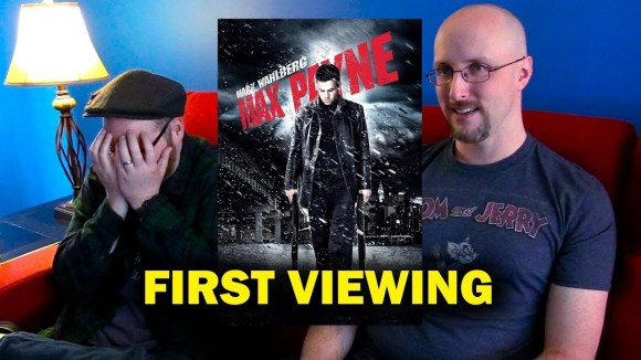 Channel Awesome - Max payne - first viewing