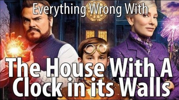 CinemaSins - Everything wrong with the house with a clock in its walls