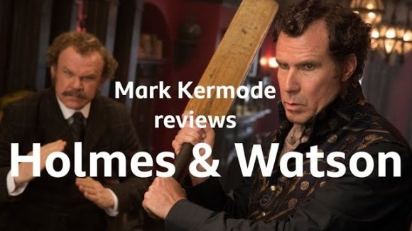 Kremode and Mayo - Holmes and watson reviewed by mark kermode