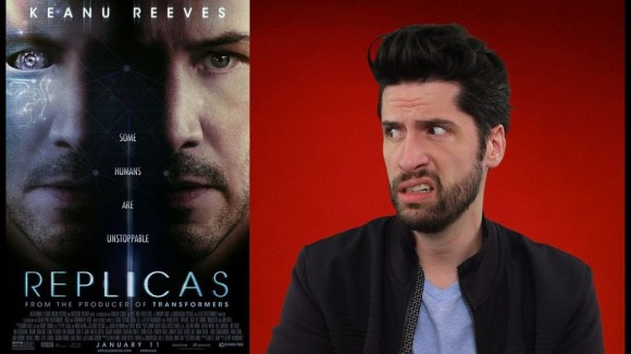 Jeremy Jahns - Replicas - movie review