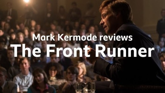 Kremode and Mayo - The front runner reviewed by mark kermode