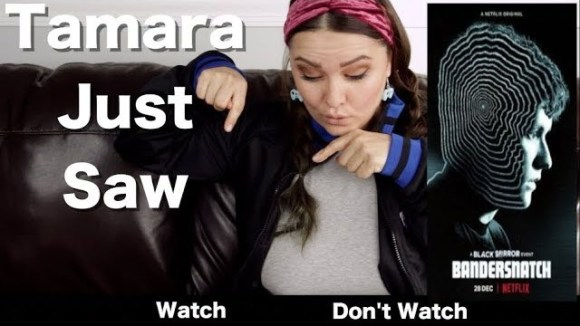 Channel Awesome - Black mirror: bandersnatch - tamara just saw
