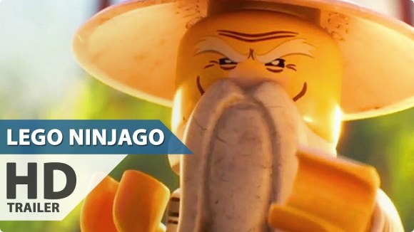 THE LEGO NINJAGO MOVIE Promo Clip - Meet Master Wu