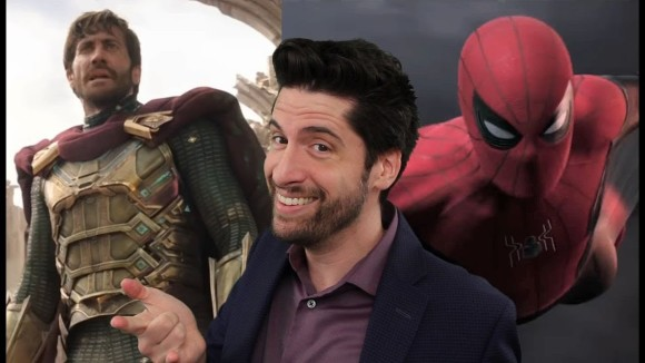 Jeremy Jahns - Spider-man: far from home - teaser trailer (my thoughts)