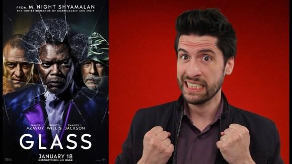 Jeremy Jahns - Glass - movie review