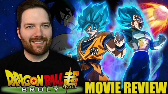 Chris Stuckmann - Dragon ball super: broly - movie review