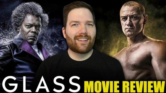 Chris Stuckmann - Glass - movie review