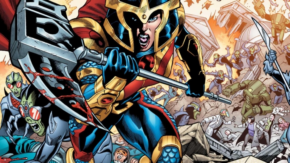Eerste plotdetails epische DC-film 'New Gods'