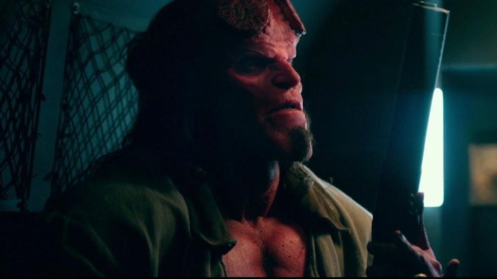 Brute nieuwe posters 'Hellboy'