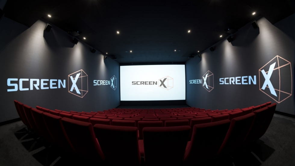 Is ScreenX een IMAX-killer?