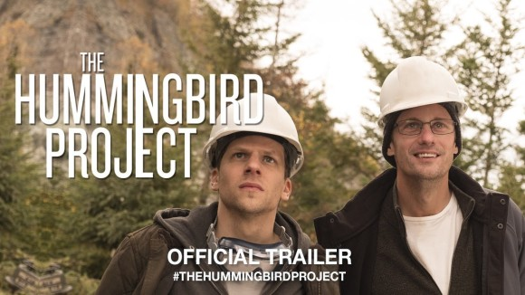 The Hummingbird Project - official us trailer