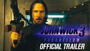John Wick: Chapter 3 - Parabellum (2019) video/trailer