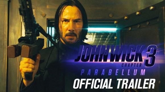John Wick 3: Parabellum - trailer