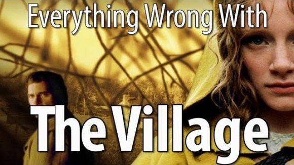 CinemaSins - Everything wrong with the village in 15 minutes or less