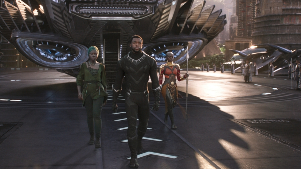 Marvel is trots op 'Black Panther' Oscarnominaties