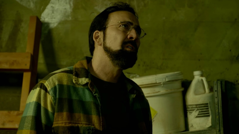 Nicolas Cage in Sci-fi/horror 'Color Out of Space'