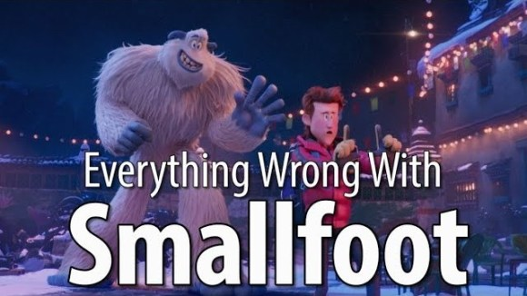 CinemaSins - Everything wrong with smallfoot in 15 minutes or less