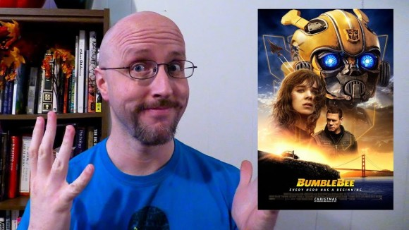 Channel Awesome - Bumblebee - doug reviews