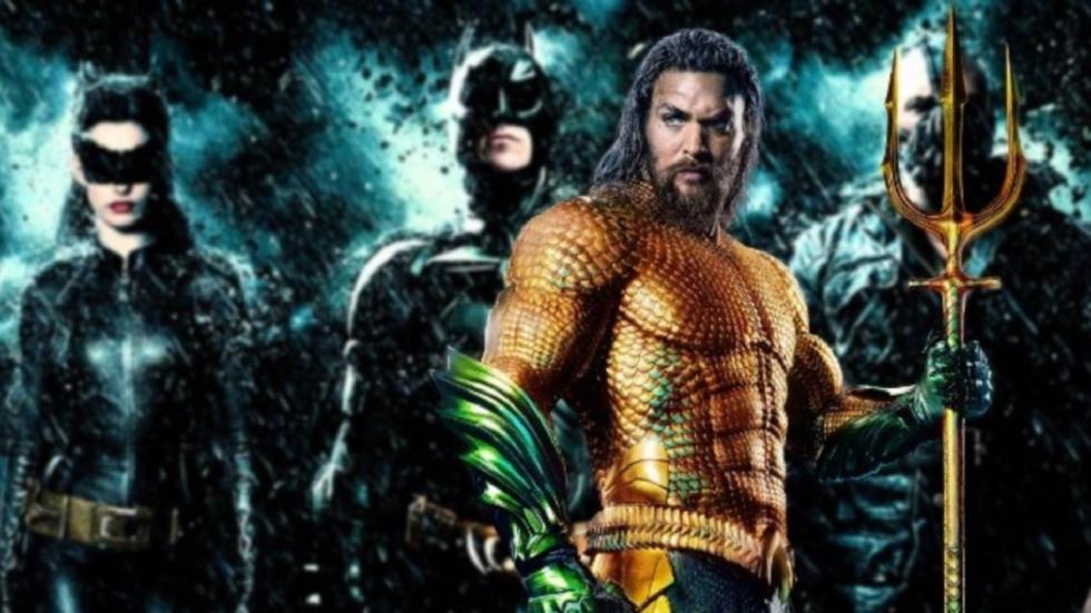 'Aquaman' stoot 'The Dark Knight Rises' van troon