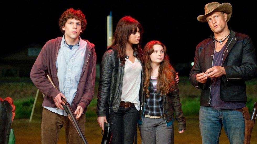 Eerste blik op viertal in 'Zombieland: Double Tap'!