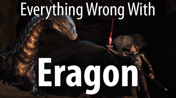 CinemaSins - Everything wrong with eragon in 14 minutes or less