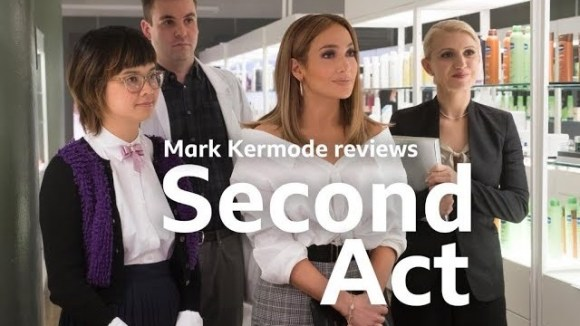 Kremode and Mayo - Second act reviewed by mark kermode
