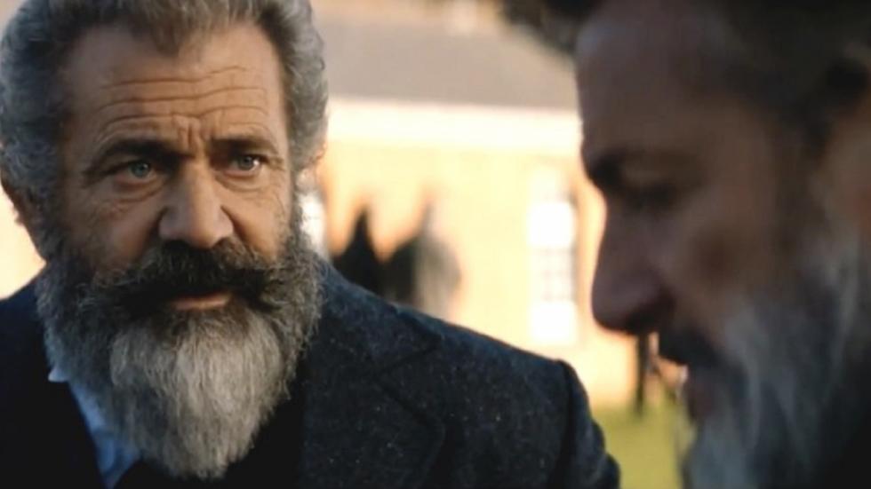 Trailer: Mel Gibson en Sean Penn zijn 'The Professor and the Madman'