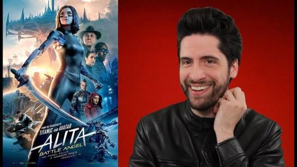 Jeremy Jahns - Alita: battle angel - movie review