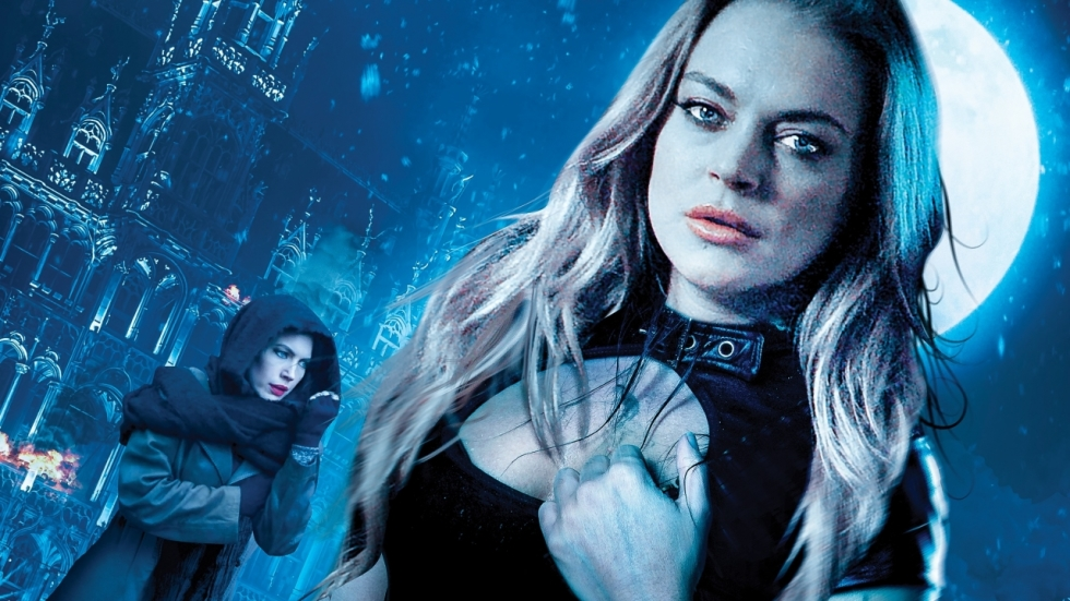 Comeback: Lindsay Lohan tegen weerwolven in trailer 'Among the Shadows'