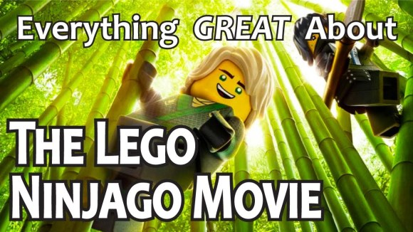 CinemaWins - Everything great about the lego ninjago movie!