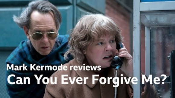 Kremode and Mayo - Can you ever forgive me? reviewed by mark kermode