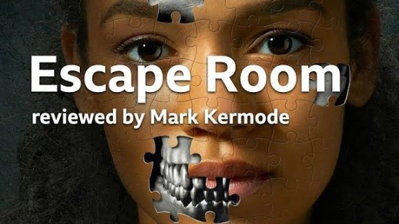 Kremode and Mayo - Escape room reviewed by mark kermode