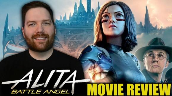 Chris Stuckmann - Alita: battle angel - movie review