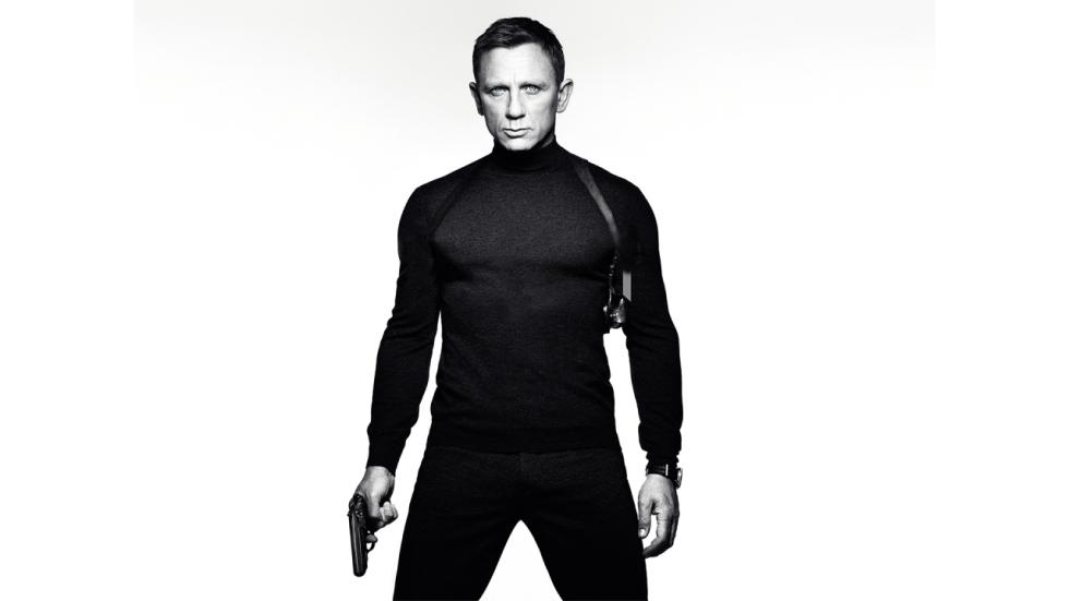 Vijf acteurs die James Bond kunnen worden