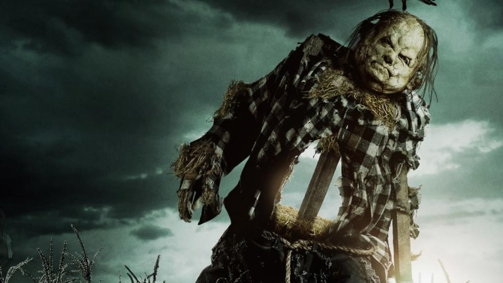 Eerste beelden Guillermo del Toro's 'Scary Stories to Tell in the Dark'!