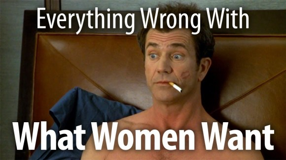 CinemaSins - Everything wrong with what women want