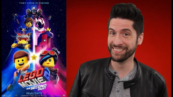 Jeremy Jahns - The lego movie 2: the second part - movie review