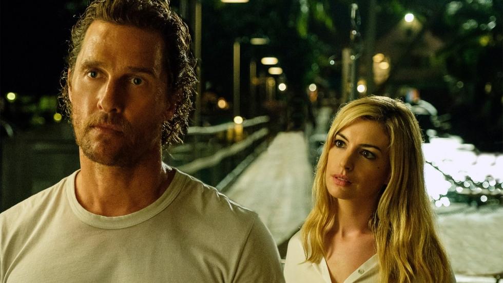 Floppen 'Serenity' wekt woede Matthew McConaughey