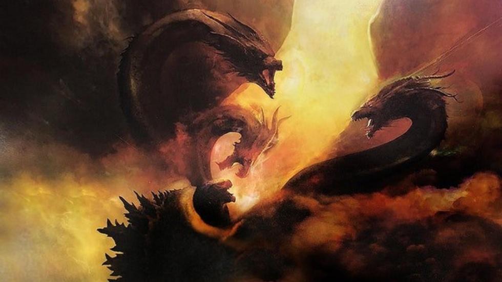 Fraaie posters 'Godzilla: King of the Monsters' voor Chinees nieuwjaar