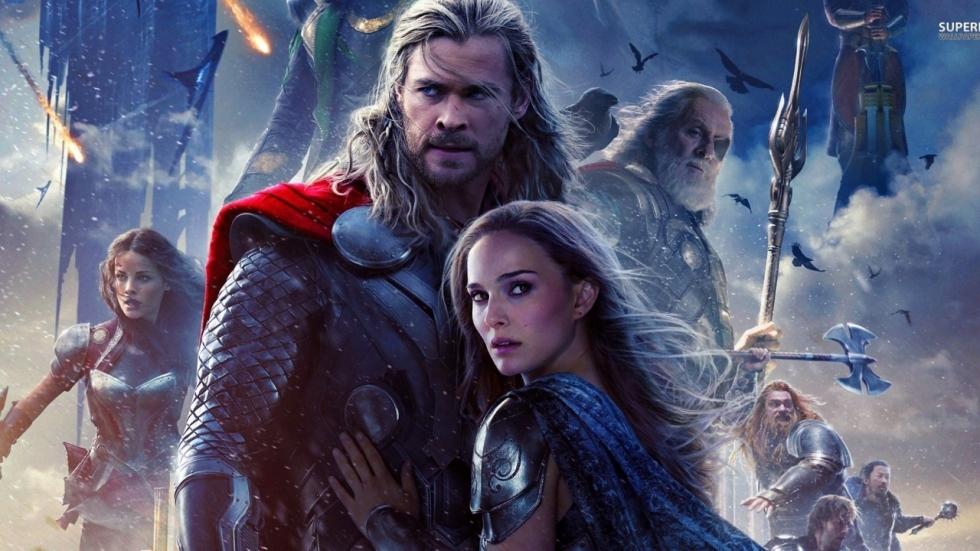 Grappig: Acteur vergeet eigen rol in 'Thor: The Dark World'