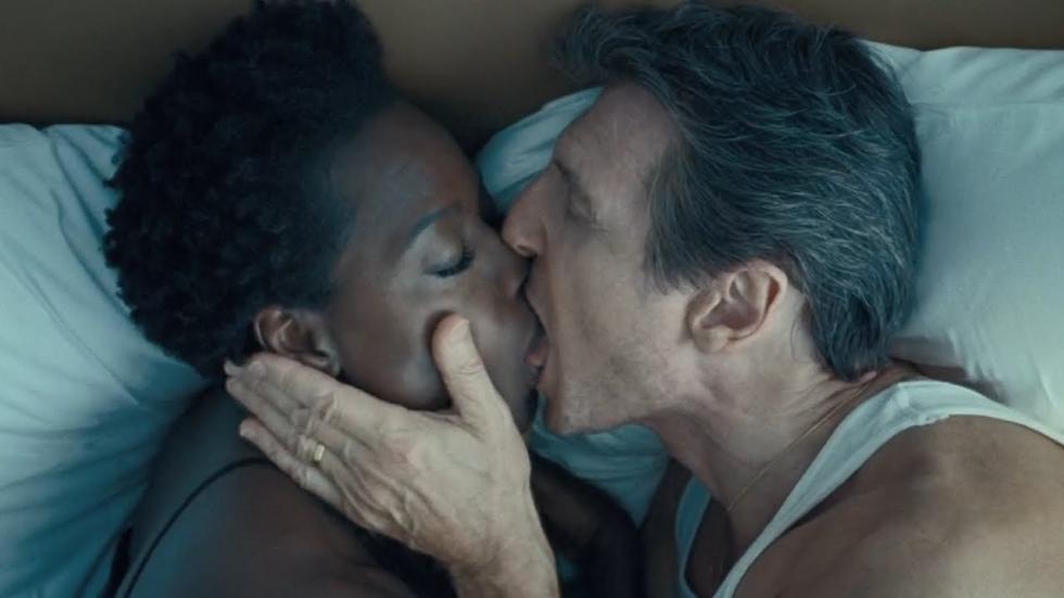'Liam Neeson geen racist omdat hij tongzoende met Viola Davis'