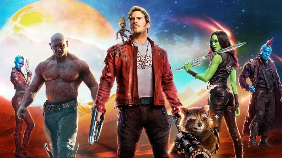 'Guardians of the Galaxy Vol.3' gebruikt script James Gunn
