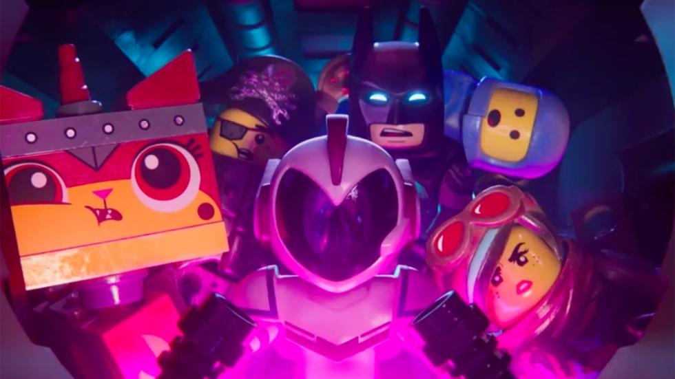 Tweede 'The LEGO Movie' niet super van start