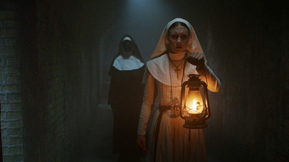 Blu-ray review 'The Nun' - Alweer deel 5 in 'The Conjuring Universe'
