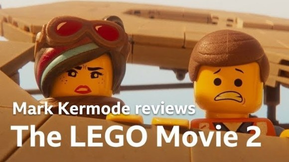 Kremode and Mayo - Mark kermode reviews the lego movie 2