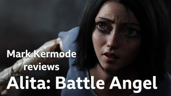 Kremode and Mayo - Alita: battle angel reviewed by mark kermode