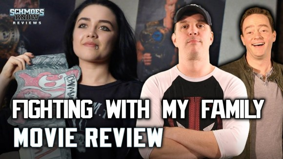 Schmoes Knows - Fighting with my family movie review