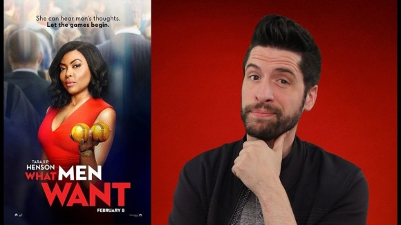 Jeremy Jahns - What men want - movie review