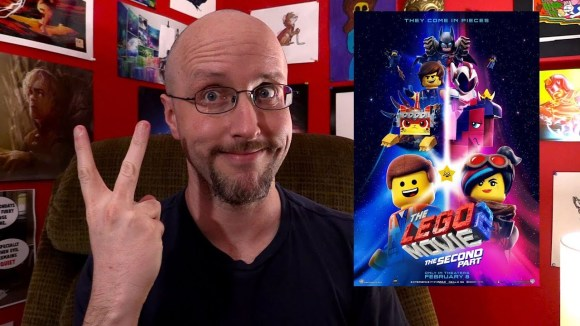 Channel Awesome - The lego movie 2: the second part - doug reviews